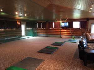 Performance Centre at Randle Golf Academy