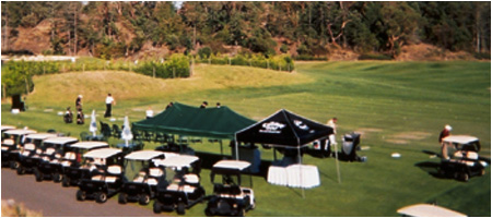 Corporate Golf Events in Victoria